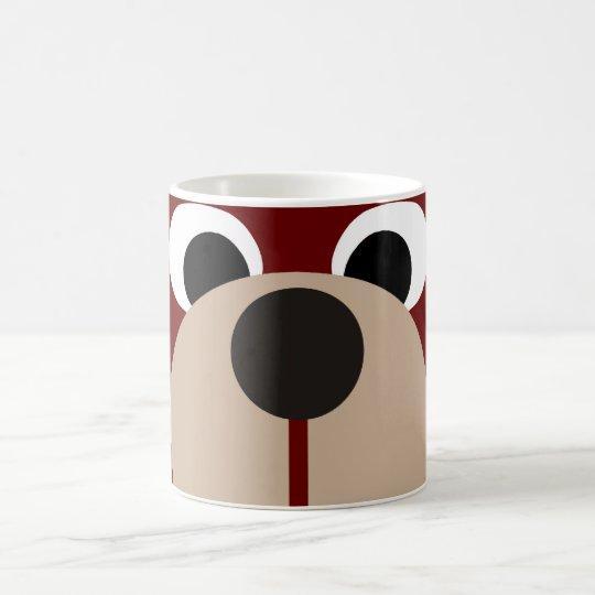 Smiling Bear Coffee Mug