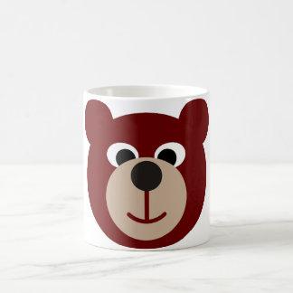 Smiling Bear Taza De Café