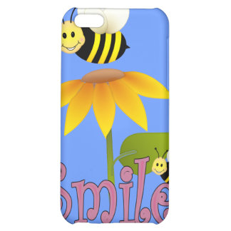 Smiling Bee iPhone 5C Case