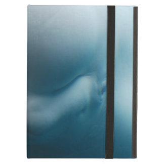 Smiling Beluga Whale iPad Air Cover