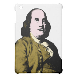 Smiling Ben Franklin ala Style Case For The iPad Mini