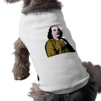 Smiling Ben Franklin ala Style T-Shirt