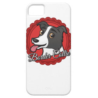 Smiling Border Collie iPhone SE/5/5s Case