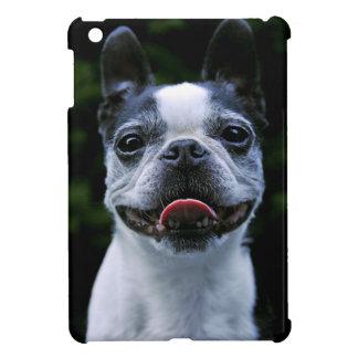 Smiling Boston Terrier Case For The iPad Mini