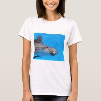 Smiling Bottlenose Dolphin T-Shirt