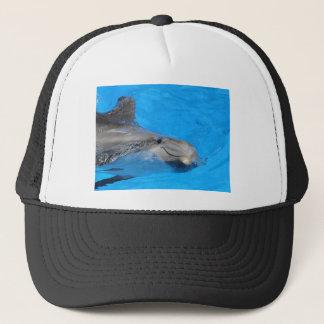 Smiling Bottlenose Dolphin Trucker Hat