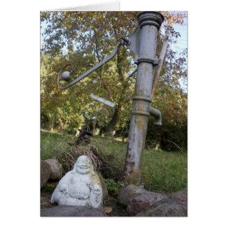 Smiling Buddha Cards