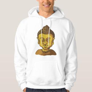 Smiling Buddha Hoodie