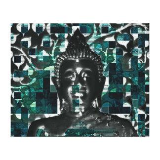 Smiling Buddha No.3 canvas Canvas Print