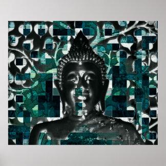Smiling Buddha No.3 poster