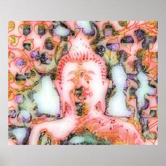 Smiling Buddha No.6 poster