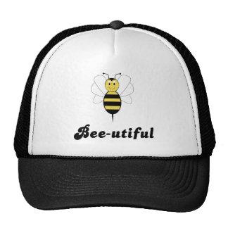 Smiling Bumble Bee Bee-utiful Hat