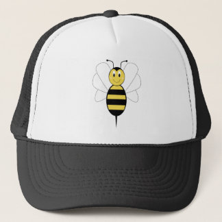 Smiling Bumble Bee Hat