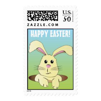 Smiling Bunny Postage