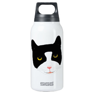 Smiling Cat Face SIGG Thermo 0.3L Insulated Bottle
