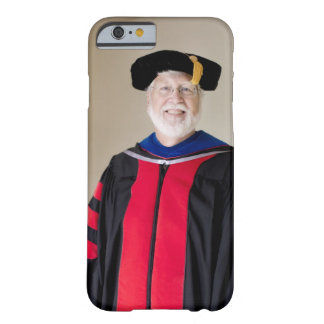 Smiling Caucasian profession in formal robe Barely There iPhone 6 Case