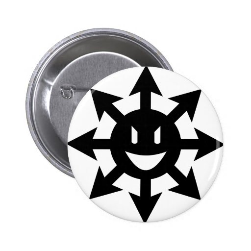 smiling chaos star button