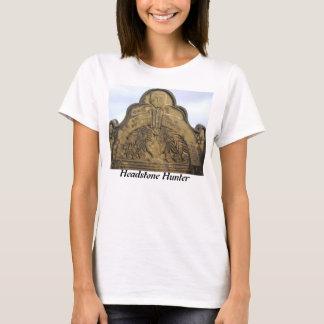 Smiling Cherub Headstone Hunter Shirt