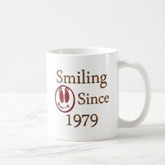 Smiling Coffee Mug