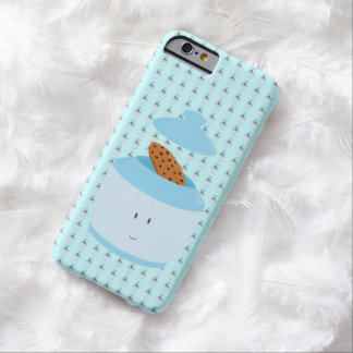 Smiling cookie jar showing cookie barely there iPhone 6 case
