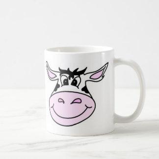 Smiling Cow Coffee Mug
