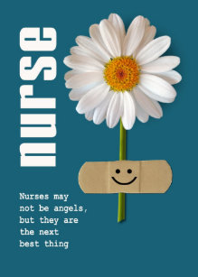 Happy nurses day cards greeting photo cards zazzle nurses day greeting cards m4hsunfo Image collections