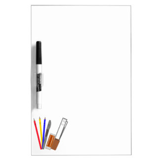 Smiling Desktop Essentials, dry erase board
