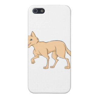 Smiling Dingo iPhone SE/5/5s Cover