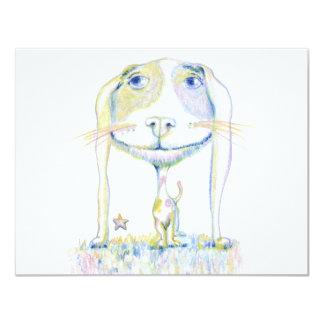 Smiling Dog Card