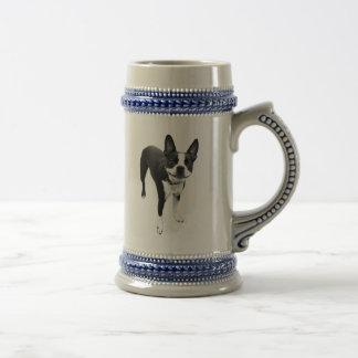 smiling dog cup mugs