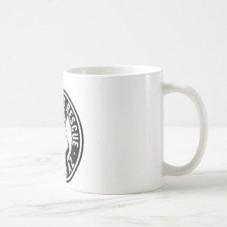 Smiling Dog Rescue Coffee Mug