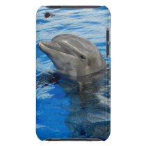 Smiling Dolphin Barely There iPod Cover