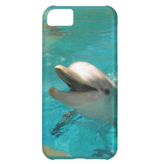 Smiling Dolphin Cover For iPhone 5C