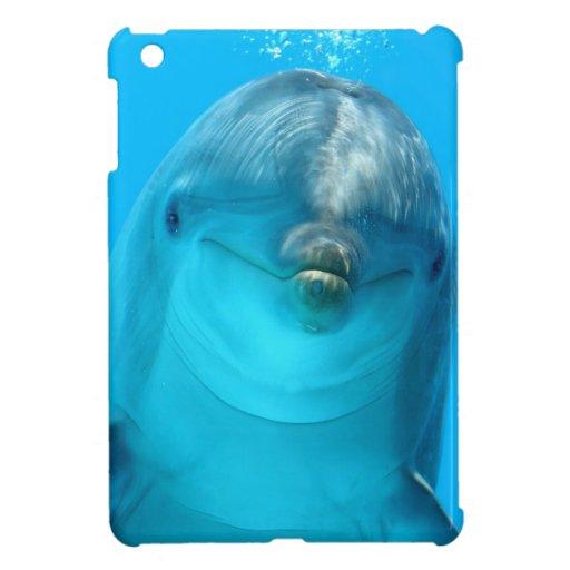 Smiling Dolphin iPad Mini Case