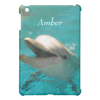Smiling Dolphin iPad Mini Covers