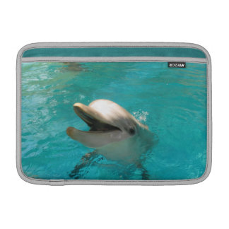 Smiling Dolphin Sleeves For MacBook Air
