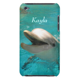 Smiling Dolphin iPod Touch Case