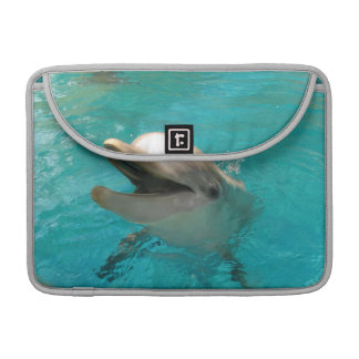 Smiling Dolphin Sleeves For MacBooks