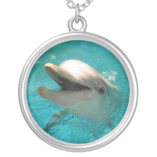 Smiling Dolphin Pendants