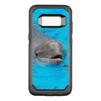 Smiling Dolphin OtterBox Commuter Samsung Galaxy S8 Case
