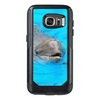 Smiling Dolphin OtterBox Samsung Galaxy S7 Case