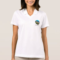 Smiling Dolphin Polo Shirt