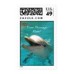 Smiling Dolphin Postage