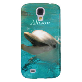 Smiling Dolphin Samsung S4 Case