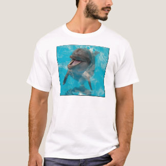 Smiling Dolphin T-Shirt