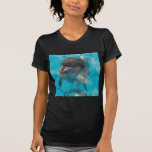 Smiling Dolphin Tee Shirt