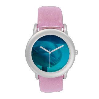 Smiling Dolphin Wristwatch
