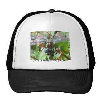 Smiling Dragonfly Trucker Hat