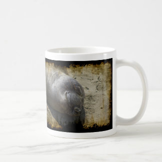 Smiling Elephant Seal Coffee Mug