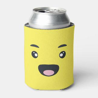 Smiling Emoji Can Cooler